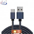 USB Micro Charging Data Cable Fo